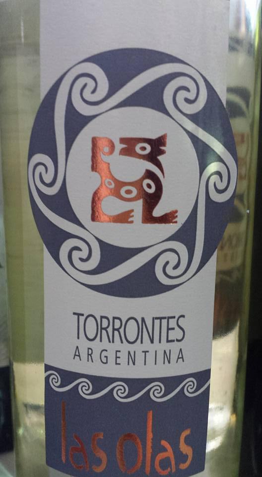 Valle de la Puerta Las Olas – Torrontes 2014 – Famatina Valley – Argentina