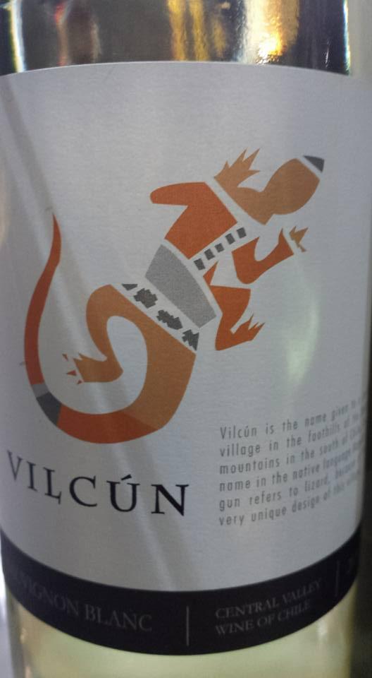 Vilcun – Sauvignon Blanc 2014 – Central Valley – Chile