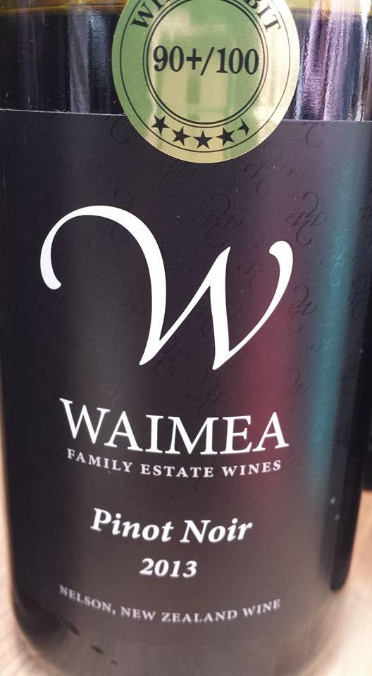 Waimea – Pinot Noir 2013 – Nelson