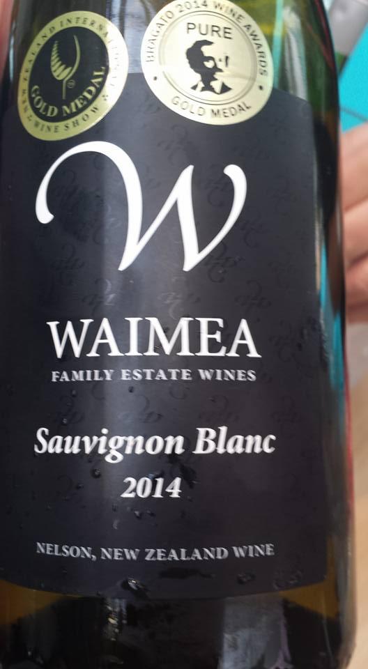 Waimea – Sauvignon Blanc 2014 – Nelson