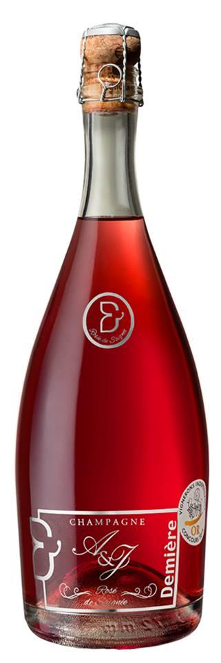 Champagne A & J Demière – Cuvée Rosé de Saignée