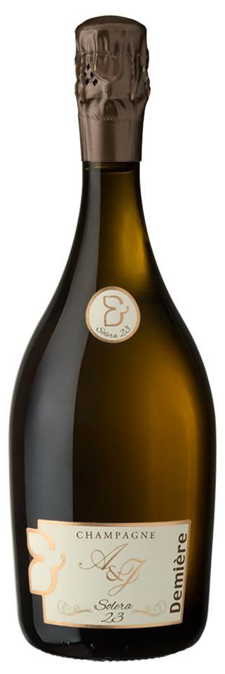 Champagne A & J Demière – Cuvée Soléra 23
