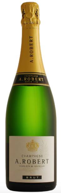 Champagne A. Robert – Brut Classique