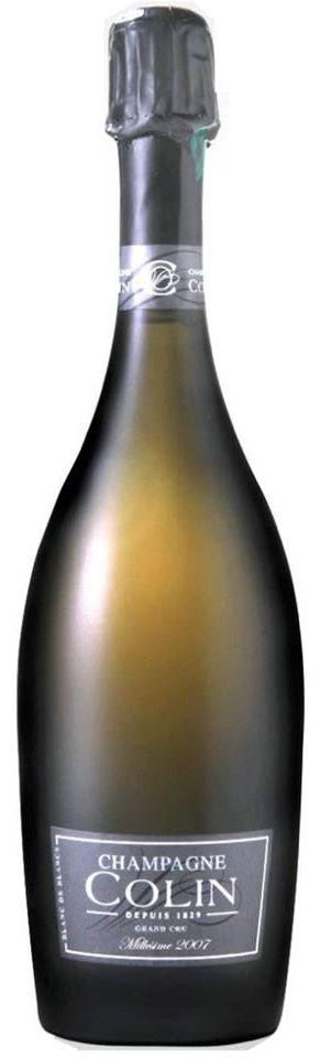 Champagne Colin – Cuvée Grand Cru 2007 – Blanc de blancs – Grand Cru