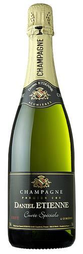 Champagne Daniel Etienne – Cuvée Spéciale – 1er Cru – Brut