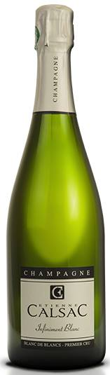 Champagne Etienne Calsac – Cuvée Infiniment Blanc – 1er Cru