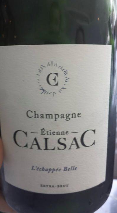 Champagne Etienne Calsac – Cuvée L'Echappée Belle – Extra-Brut