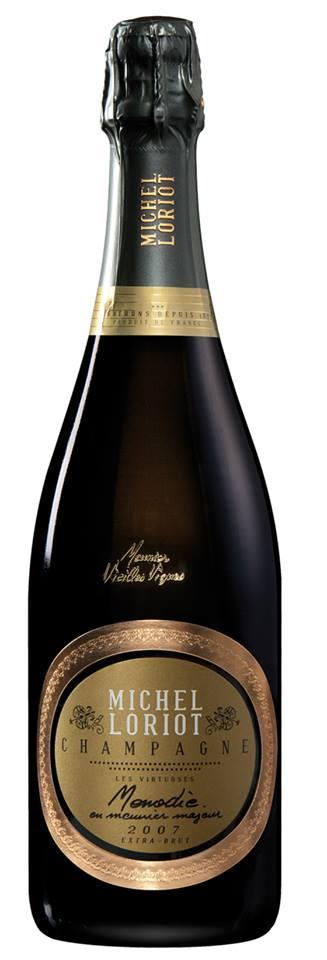 Champagne Michel Loriot – Cuvée Monodie en Meunier Majeur 2007 – Vieilles vignes – Extra-Brut