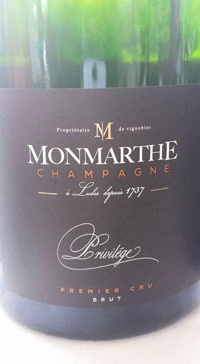 Champagne Monmarthe – Cuvée Privilège – 1er Cru