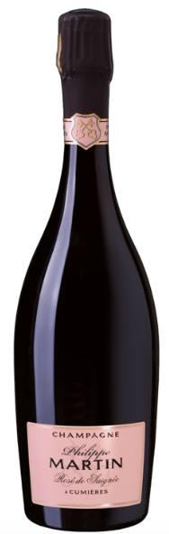 Champagne Philippe Martin – Cuvée Rosé de Saignée