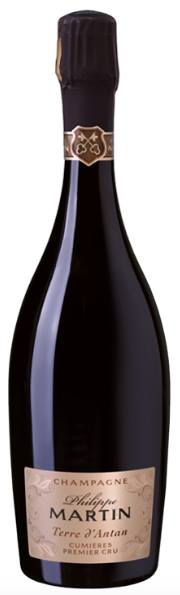 Champagne Philippe Martin – Cuvée Terre d'Antan – Blanc de noirs – 1er Cru