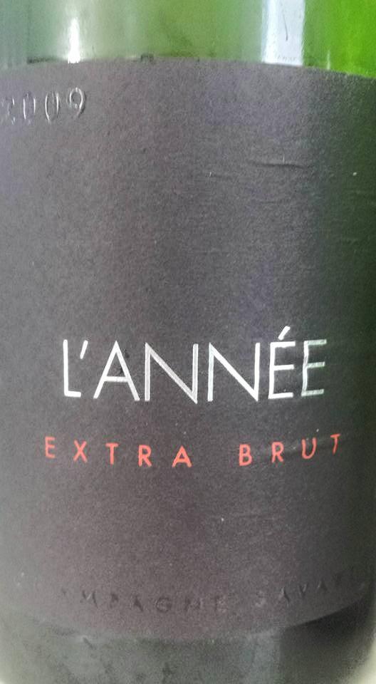 Champagne Savart 2009 – L'Année – Extra Brut
