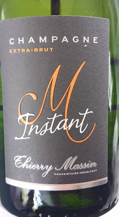 Champagne Thierry Massin – Cuvée Instant M – Extra-Brut