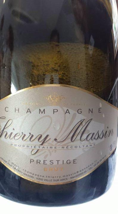 Champagne Thierry Massin – Cuvée Prestige – Brut