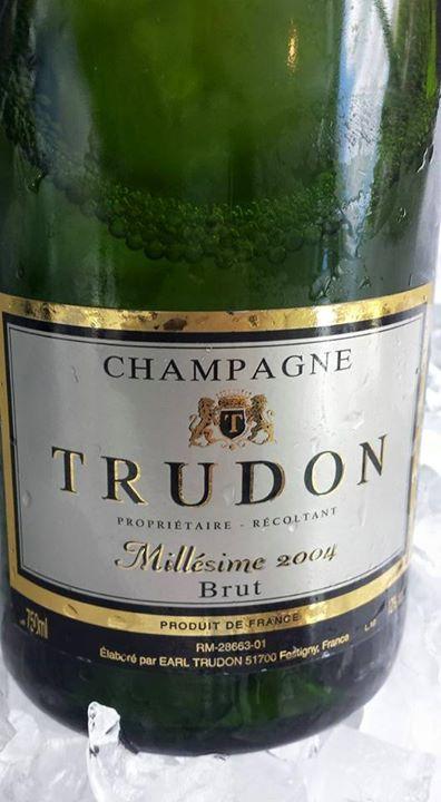 Champagne Trudon – Cuvée Millésime 2004