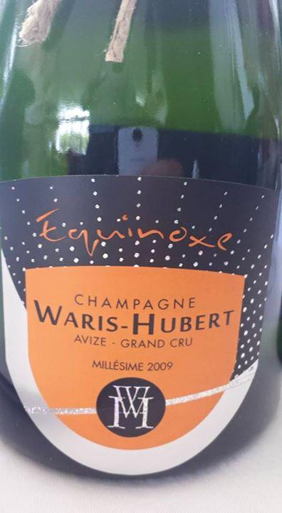 Champagne Waris-Hubert – Cuvée Equinoxe 2009 – Grand Cru