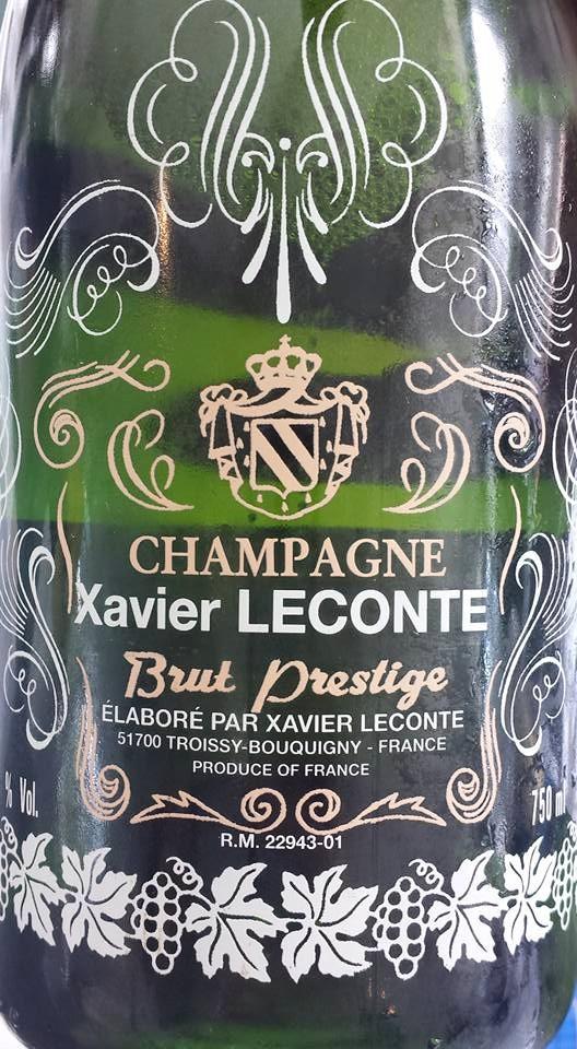 Champagne Xavier Leconte – Cuvée Prestige – Brut