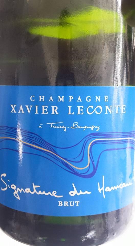 Champagne Xavier Leconte – Cuvée Signature du Hameau – Brut