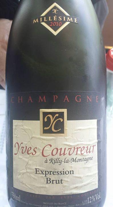 Champagne Yves Couvreur – Cuvée Expression 2010 – Brut – 1er Cru