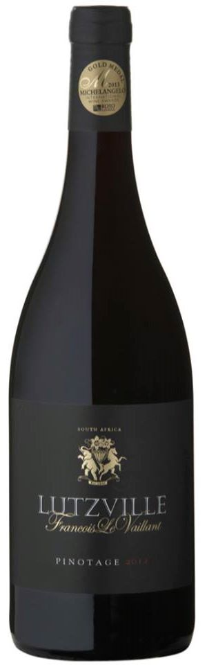 Lutzville – Francois Le Vaillant – Pinotage 2012 – Olifants River – Lutzville Valley