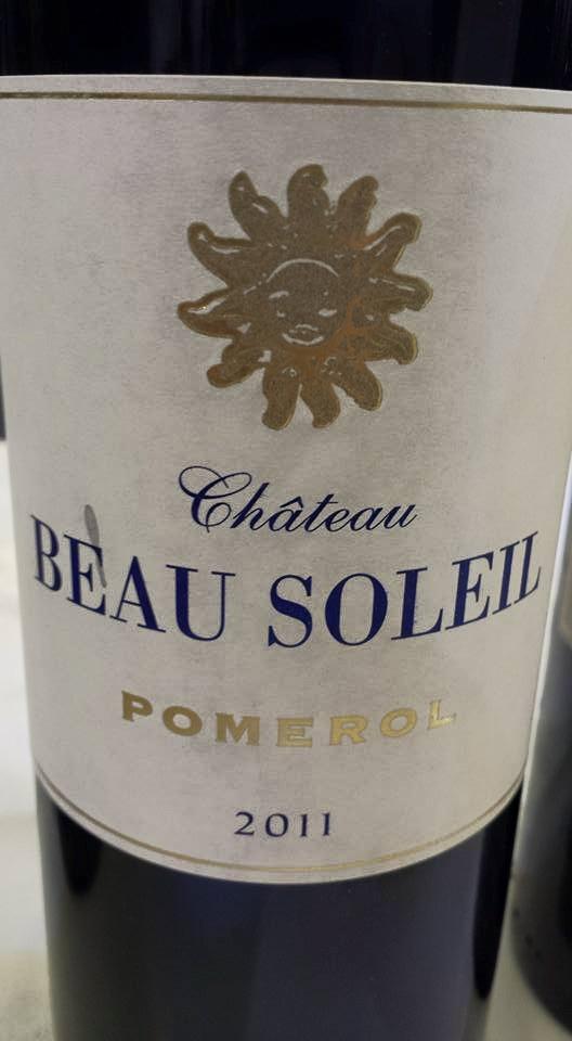 Château Beau Soleil 2011 – Pomerol