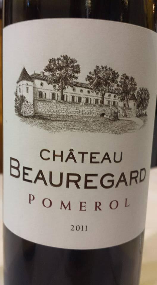 Château Beauregard 2011 – Pomerol