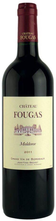 Château Fougas – Cuvée Maldoror 2011 – Côtes de Bourg