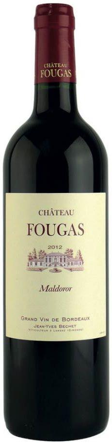 Château Fougas – Cuvée Maldoror 2012 – Côtes de Bourg