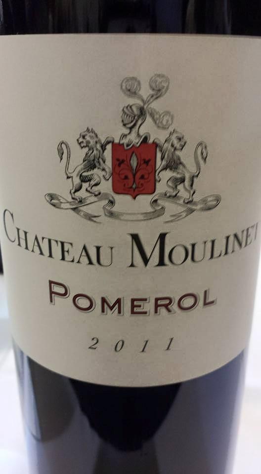 Château Moulinet 2011 – Pomerol