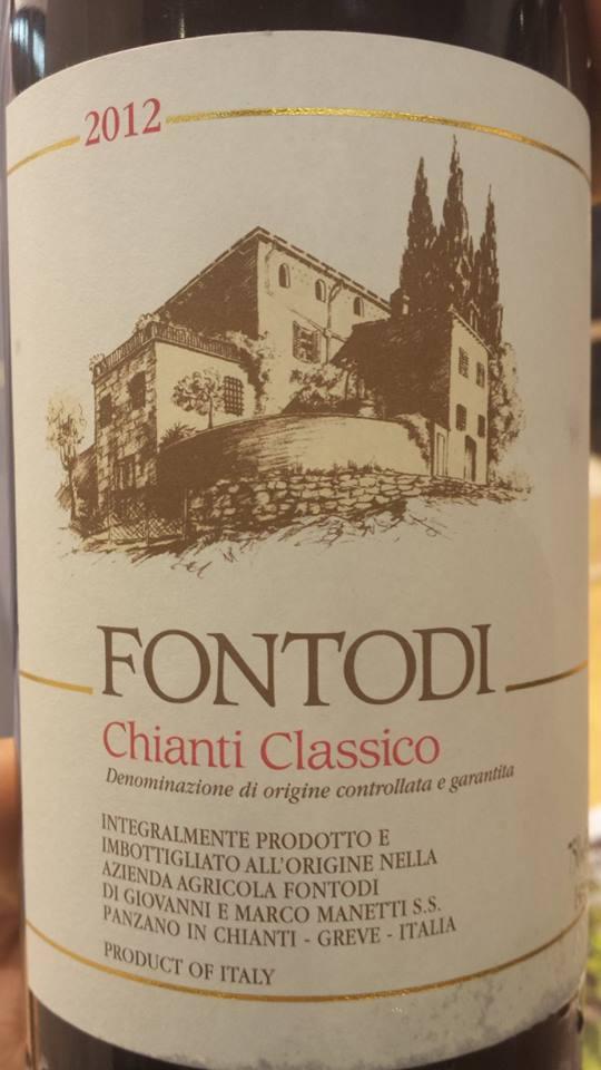 Fontodi 2012 – Chianti Classico