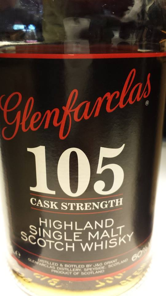 Glenfarclas – 105 Cask Strength – Highland Single Malt Scotch Whisky