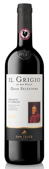 San Felice – Il Grigio Da San Felice Gran Selezione 2011 – Chianti Classico