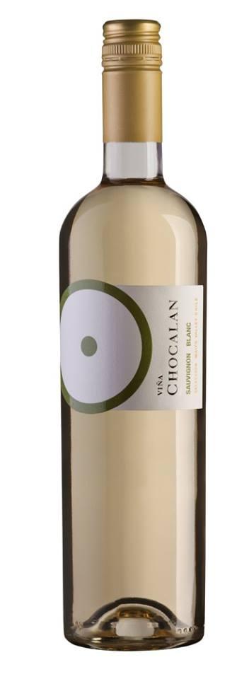 Viña Chocalan – Sauvignon Blanc 2014 Seleccion – Valle Del Maipo – Chile