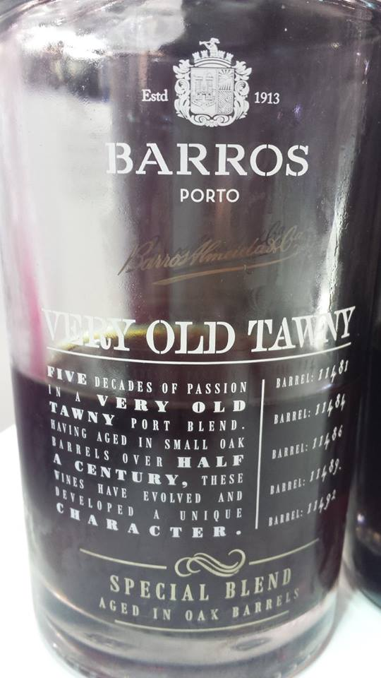 Barros – Very Old Tawny – Special Blend
