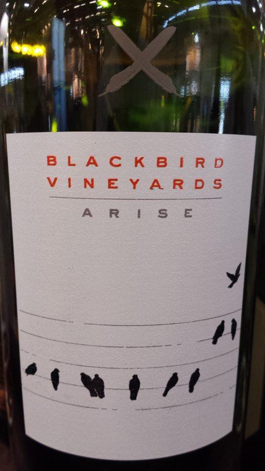 Blackbird Vineyards – Arise 2012 – Napa Valley
