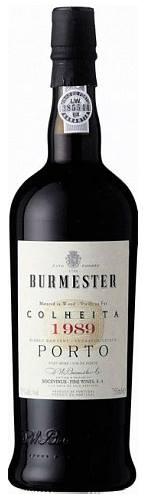 Burmester – Colheita 1989 – Singler Harvest – Porto