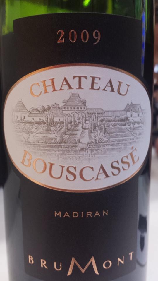 Château Bouscassé 2009 – Madiran