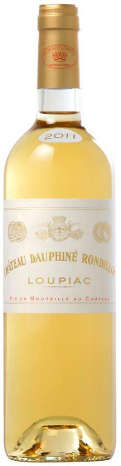 Château Dauphiné Rondillon 2011 – Loupiac