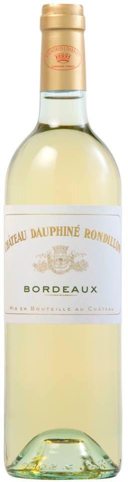 Château Dauphiné Rondillon 2012 – Bordeaux