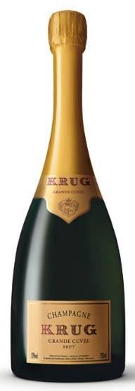 Champagne Krug – Grande Cuvée – Brut