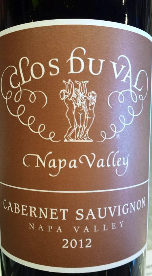 Clos du Val – Cabernet Sauvignon 2012 – Napa Valley