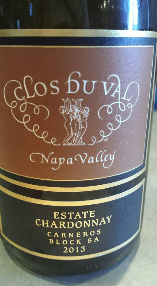 Clos du Val – Estate Chardonnay – Block 5A 2012 – Carneros