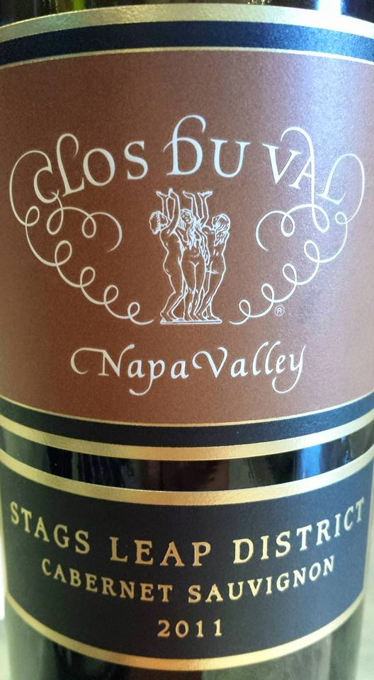 Clos du Val – Stags Leap District – Cabernet Sauvignon 2011 – Napa Valley