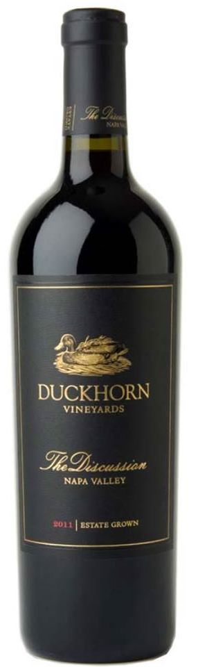 Duckhorn Vineyards – The Discussion 2011 – Napa Valley