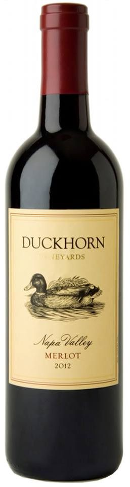 Duckhorn Vineyards – Merlot 2012 – Napa Valley