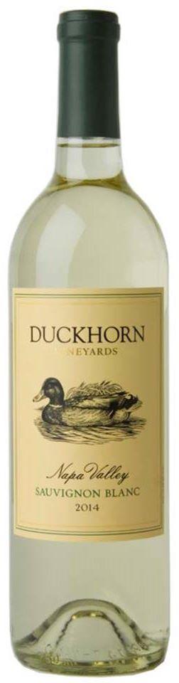 Duckhorn Vineyards – Sauvignon Blanc 2014 – Napa Valley