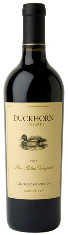 Duckhorn Vineyards – The Three Palms Vineyard – Merlot 2012 – Napa Valley