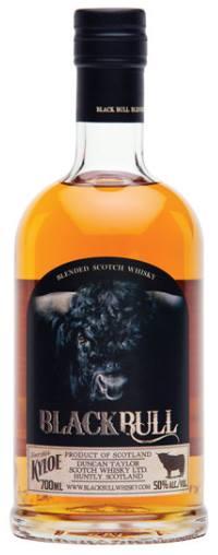 Duncan Taylor – Black Bull Kyloe – Blended Scotch Whisky – Scotland