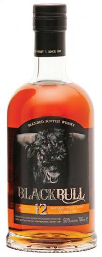 Duncan Taylor – Black Bull 12 Year Old – Blended Scotch Whisky – Scotland