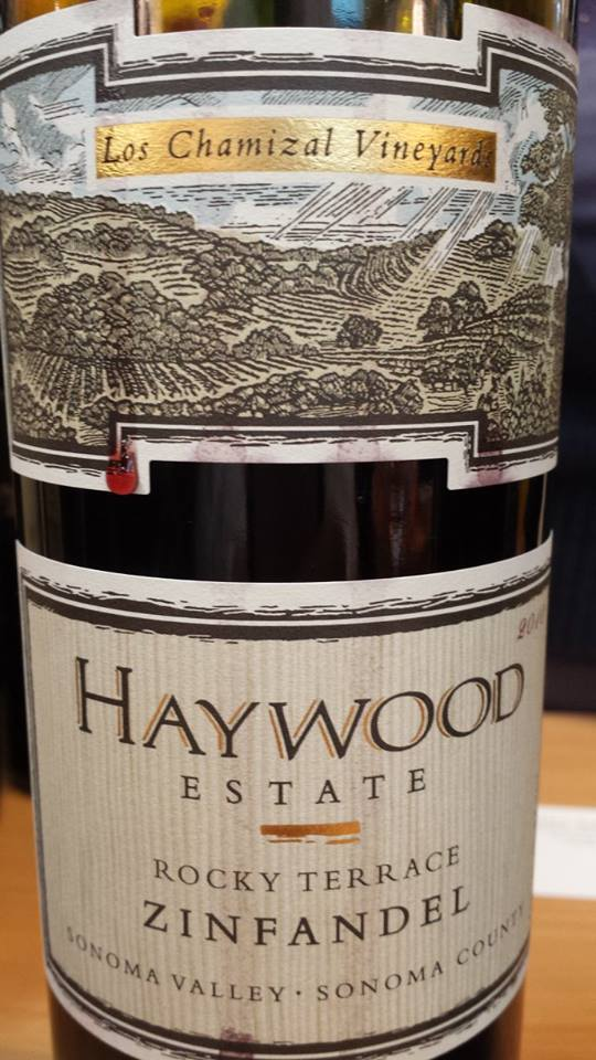 Haywood Estate – Rocky Terrace – Zinfandel 2010 – Sonoma